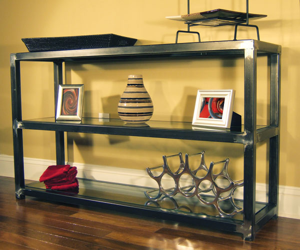 Three Tier Bookshelf