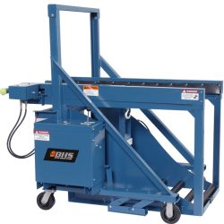 BTC-MPPEE Battery Transfer Carriage Powered Extraction & Manual Lift