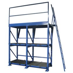 BS-DS Double Stack System Stands
