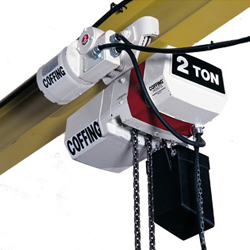 2B or 3B Electric Hoist & Motorized Trolley Kit