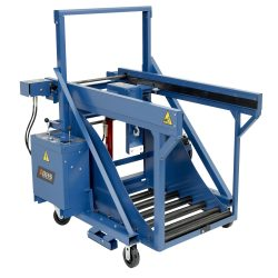 BTC-MPPAE Battery Transfer Carriage Powered Extraction & Powered Lift