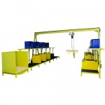 Power Drive Gantry Cranes
