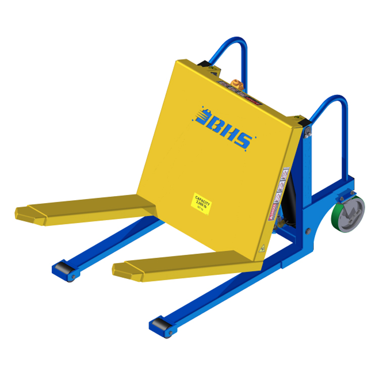 Powered Mobile Skid Tilter