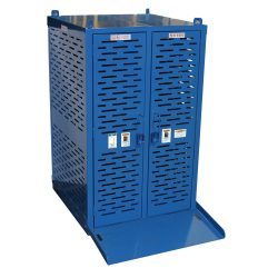 CSC Cylinder Storage Cage