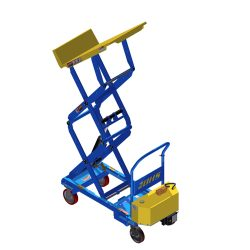 PMLTT Powered Mobile Lift & Tilt Tables