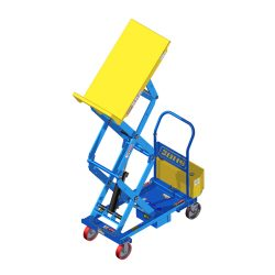 Manual Mobile Lift & Tilt Tables (MMLTT)