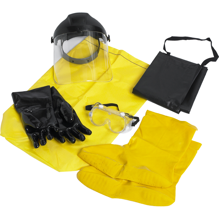 Personal Protective Equipment (PPE) and Safety Tools