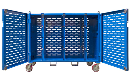 BHS Wire Pull Cart