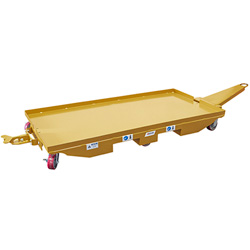 Center Steer Tugger Trailers (TT-CS)