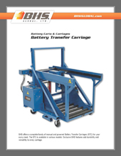 GPL-1700 Battery Transfer Carriage