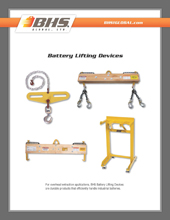 GPL-2900 Battery Lifting Devices