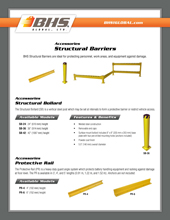 GPL-3300 Structural Barriers