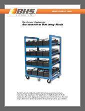 GPL-3400-Automotive-Battery-Rack