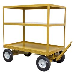 Quad Steer Warehouse Trailers (TT-QS)