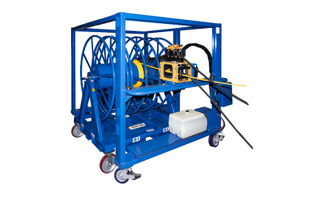 Spool Winding Trolley