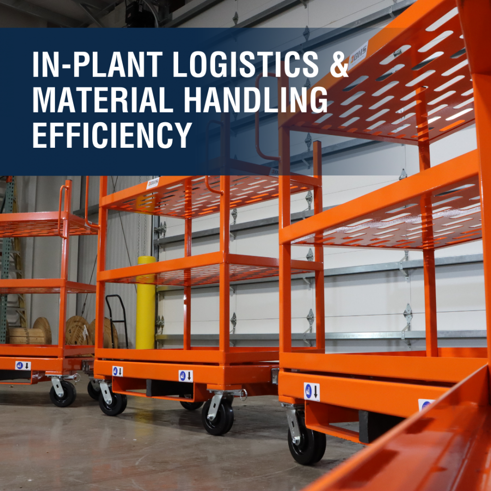 In-Plant Logistics and Material Handling Efficiency